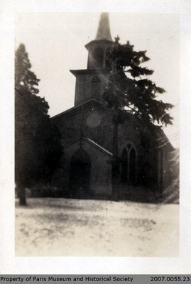 Photograph of St. James Anglican Church