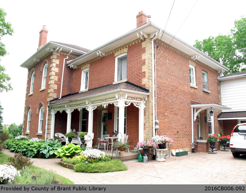 William B. Wood House