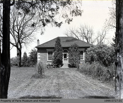 Photograph of the Barker House