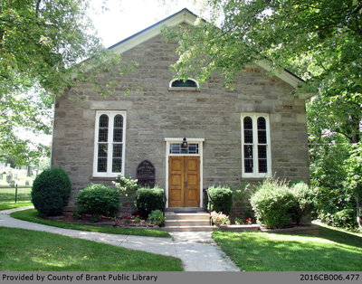 Glen Morris United Church