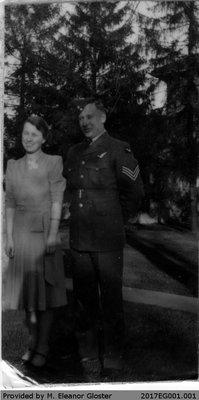 "John ""Jack"" Chapple and Margaret Tate"