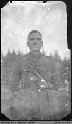 Staff, England 1917
