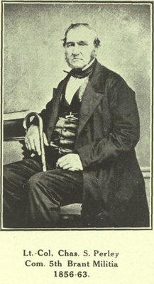 Charles Strange Perley