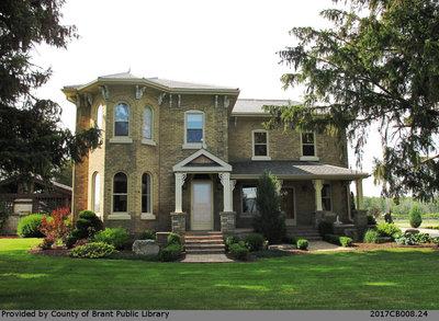 The Doran Home