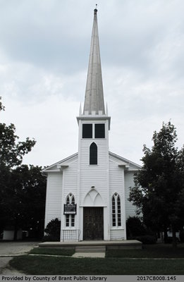 Scotland United Church
