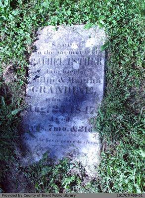 Rachel Esther Grandine