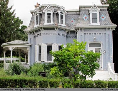 Jane Capron House