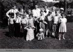 McComb Family 50th Anniversary Photograph, 1948