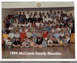 Photograph of 1999 McComb Family Reunion