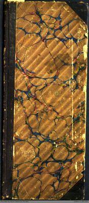 Chamberlain Ledger Book, 1873-1875