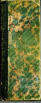 Chamberlain Ledger Book, 1875-1877