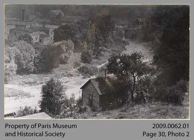 Distillery Hill and Wincey Mill, Paris, c. 1900