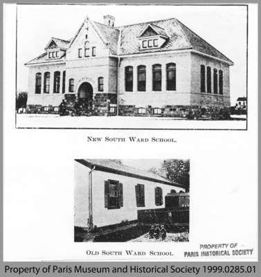 South Ward Schools, Paris, Ontario