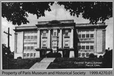 Paris Central Elementary School