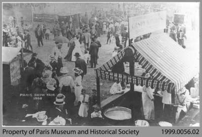 Paris Fall Fair, 1908