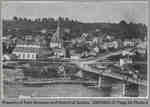View of Upper Town Paris and Oilcloth Factory, c. 1885