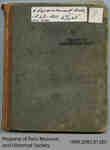 Hiram Capron Account Book, 1828-1831