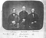 Photo of Hiram, Otis, and Horace Capron
