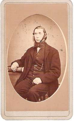 Photograph of Horace Capron