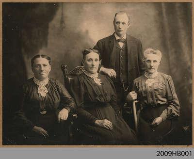 Buck Family Members