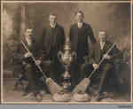 Harriston Bonspiel Curlers, Trophy Winners, 1913