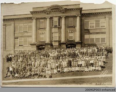 Paris Central School Class Photo, c. 1930