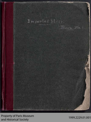 Penmans Imported Help Book No. 1, 1912-13