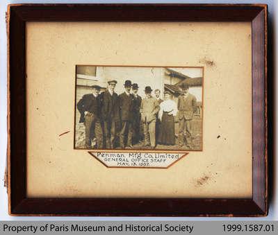 Penmans General Office Staff, 1907