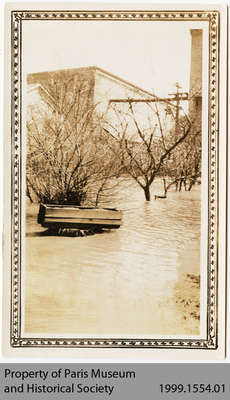 Penmans No. 1 Mill Flooded, 191[2?]