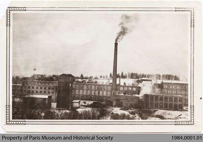 Penmans No. 2 Mill, c. 1920