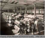 Penmans Carding Department, 1935