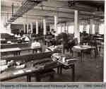 Penmans #1 Mill Hosiery Finishing Room, c. 1935?