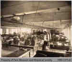 Penmans #1 Hosiery Finishing Room, c. 1912