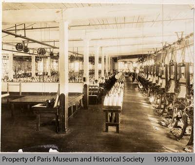Penmans #2 Yarn Winding Room, early 20th c.