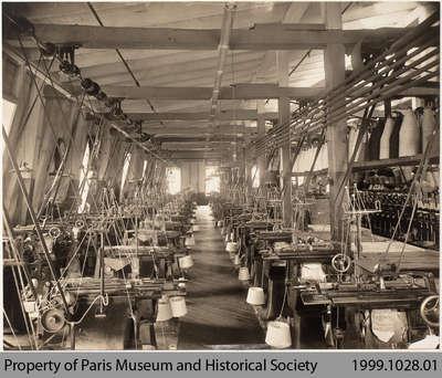 Penmans #3 Knitting Department, c. 1910