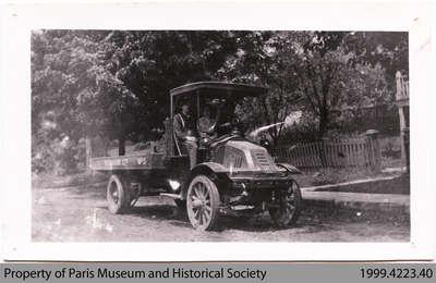 Penmans #5 Truck, c. 1920s