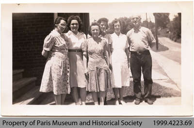 Penmans Employees, c. 1940s