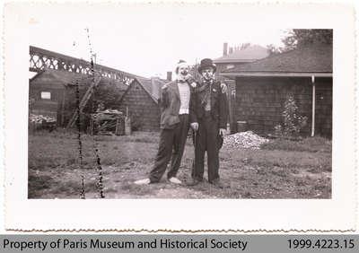 Penmans Clowns, c. 1940s?