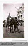 Penmans Clowns on Parade in Paris, c. 1940s?