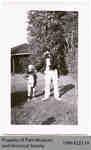 Penmans Clown with Child, c. 1940s?