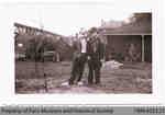 Jim Thompson and Noel Jones, Penmans Clowns, c. 1940s?