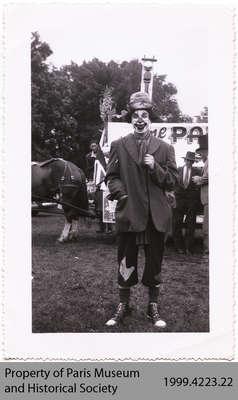 Penmans Clown, c. 1940s?