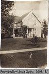 Briggs House, Mount Pleasant, c. 1963?