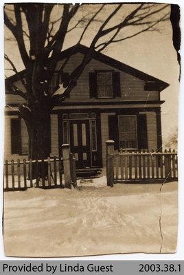 Ellis/Carlyle House, c. 1900?