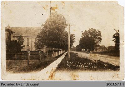 Main Street West, Mount Pleasant, c. 1912-14