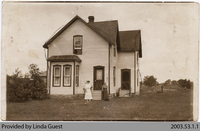 Mount Pleasant Post Office, c. 1906-08
