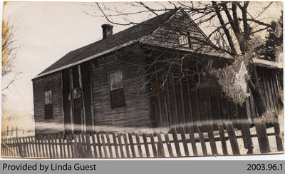 Mount Pleasant Old Common School, c. 1930