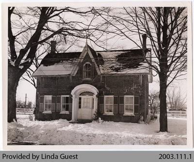 Sturgis House, c. 1960