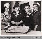 Mount Pleasant Women's Institute 60th Anniversary, 1963