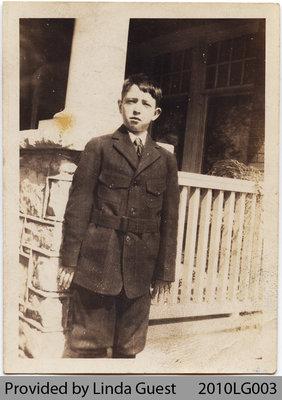 Harold Phelps, Mount Pleasant